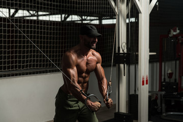 Chest Workout With Cables