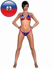 Sexy Girl with Bikini