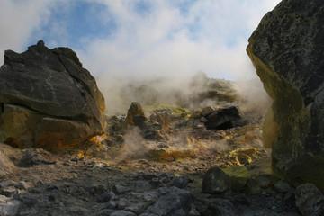 Isole vulcaniche, Sicilia, mediterraneo
