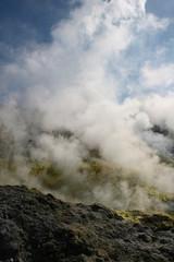 Sicillia, isole eolie, vulcano