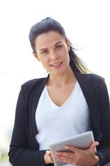 businesswomen outdoor