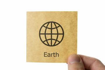 地球 アイコン earth