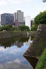 江戸城の景色