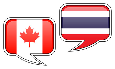 Canadian-Thai Conversation