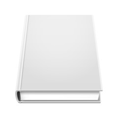Blank Hardcover Book Illustration