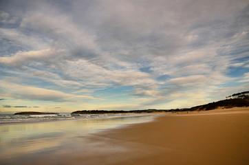 Somo Beach, Spain
