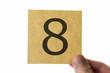 数字 8 アイコン number eight