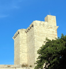 Torre di San Pancrazio a CAgliari
