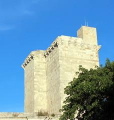 Torre di San Pancrazio a CAgliari