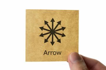 矢印 アイコン arrow