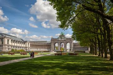 Triumphal Arch, Brussels , Belgium