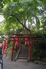 丸山稲荷神社 参道