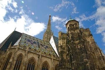 Cathedral, Vienna, Austria