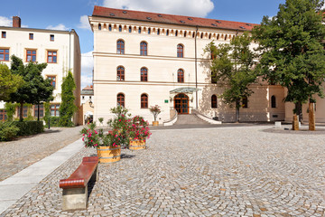 Leucorea, Martin-Luther-Universität in Wittenberg