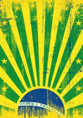 Brazil vintage sunbeams