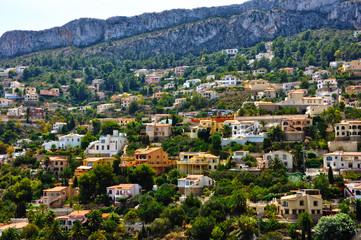 Calpe, Alicante, sector inmobiliario, construcción en la costa