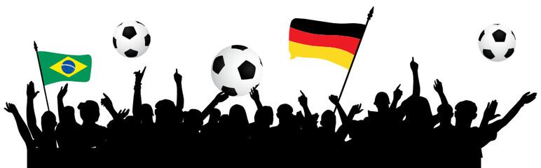 Fußballfans