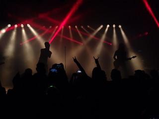 Band rocking