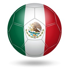 Soccer. World cup. Group A. Mexico
