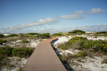 Sand Dunes Boardwalk