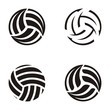Volleyball balls - 65107734