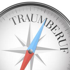Kompass Traumberuf