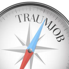 Kompass Traumjob