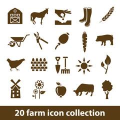 farm icons