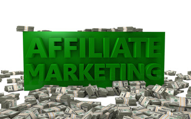 Affiliate Marketing Sales Money