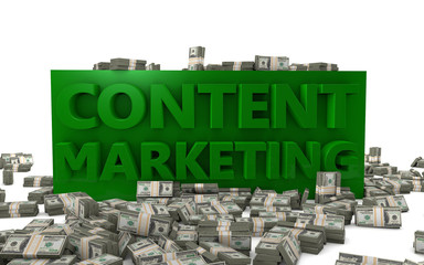 Content Marketing online sales