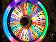 Wheel of fortune, Las Vegas, Nevada, USA