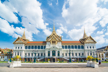 Bangkok Grand Palace, next to Wat Phra Kaew temple