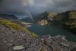 Rainbows, Llanberis pass. - 65115979
