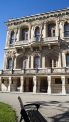 Kucuksu Palace from Istanbul, Turkey