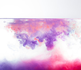 Multi Color Liquid Splash