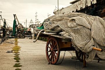 reti per la pesca
