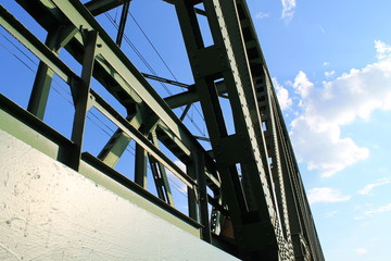 Scorcio ponte