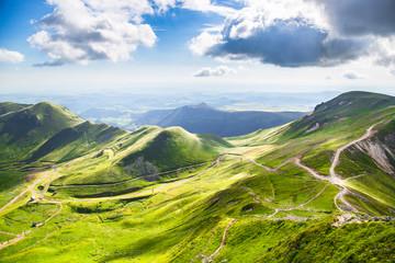 Montagnes d'Auvergne
