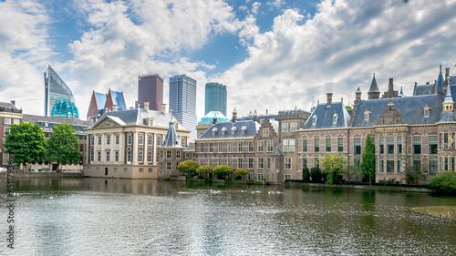 Stock Photo - Dutch Parliament, Den Haag, Netherlands - 65117936