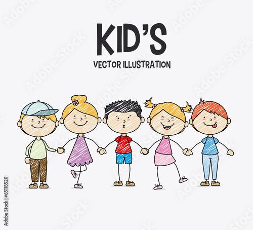 Kids design - 65118520