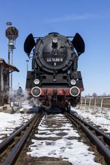 Dampflok 3162