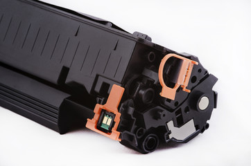 Toner for laser printer recycled.