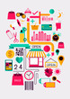 Creative Shopping Elements