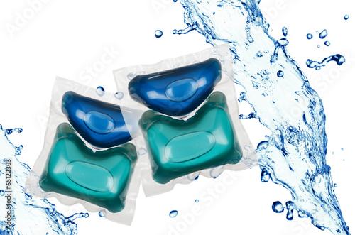Gel laundry capsules - 65122303