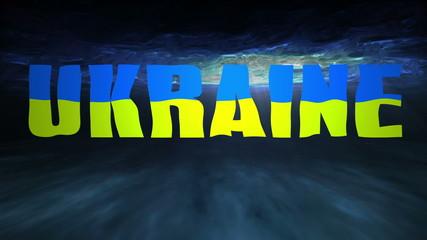 Underwater Bankrupt Ukraine