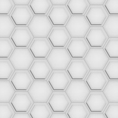 paper cut of soccer, football texture is black and white hexagon