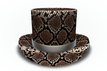 Snake Top Hat