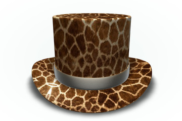 Giraffe II Top Hat