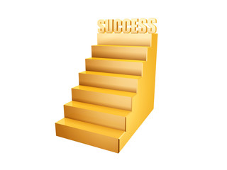 golden steps