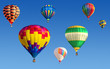 Hot air baloons - 65129191